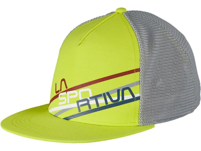 La Sportiva Stripe 2.0 Czapka z daszkiem, opal/cloud